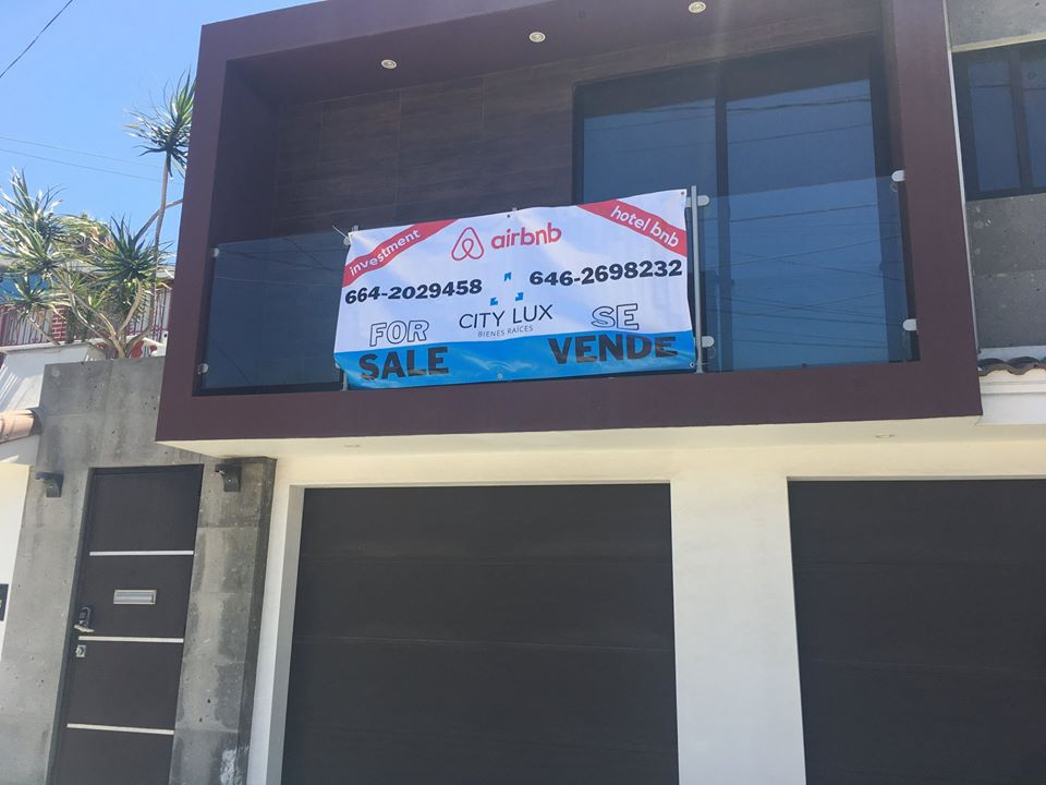 casa en venta oportunidad de inversion en playas de tijuana